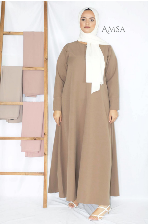 Abaya Modest 1